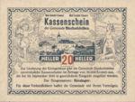 Austria, 20 Heller, FS 92a