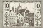 Austria, 10 Heller, FS 96IIa