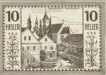 Austria, 10 Heller, FS 96IIc