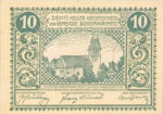 Austria, 10 Heller, FS 97