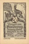 Austria, 20 Heller, FS 99bA