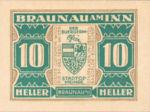 Austria, 10 Heller, FS 101