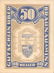Austria, 50 Heller, FS 101