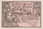 Austria, 20 Heller, FS 108b