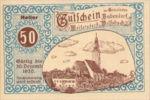 Austria, 50 Heller, FS 112a