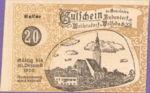 Austria, 20 Heller, FS 112fx