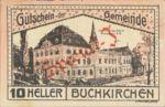 Austria, 10 Heller, FS 114SS