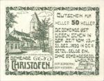 Austria, 50 Heller, FS 117a