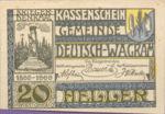Austria, 20 Heller, FS 121aGx