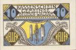 Austria, 10 Heller, FS 121bE
