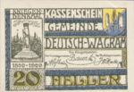 Austria, 20 Heller, FS 121bE