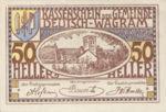 Austria, 50 Heller, FS 121bG