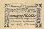 Austria, 20 Heller, FS 121IIa