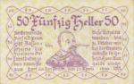 Austria, 50 Heller, FS 129Ia