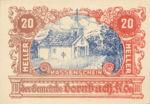 Austria, 20 Heller, FS 132a