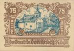 Austria, 75 Heller, FS 132c