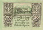 Austria, 20 Heller, FS 134a