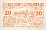 Austria, 20 Heller, FS 135.1