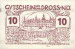 Austria, 10 Heller, FS 135.2