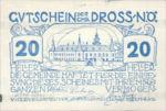 Austria, 20 Heller, FS 135.4
