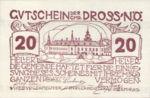 Austria, 20 Heller, FS 135.6