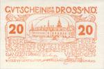 Austria, 20 Heller, FS 135.7