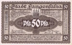 Germany, 50 Pfennig, L12.6b