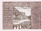 Germany, 25 Pfennig, 889.1