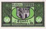 Germany, 50 Pfennig, N46.3b