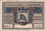 Germany, 50 Pfennig, 1191.1b
