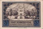 Germany, 50 Pfennig, 1191.1b
