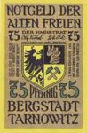 Germany, 75 Pfennig, 1312.1a