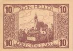 Austria, 10 Heller, FS 146