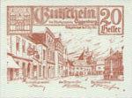 Austria, 20 Heller, FS 162b