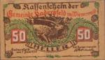 Austria, 50 Heller, FS 327Ia