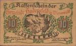 Austria, 10 Heller, FS 327IIIc