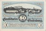 Austria, 80 Heller, FS 140II