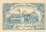 Austria, 20 Heller, FS 151a