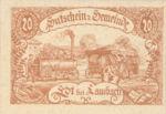 Austria, 20 Heller, FS 151b2