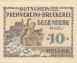 Austria, 10 Heller, FS 163