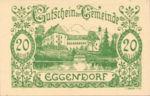 Austria, 20 Heller, FS 165a