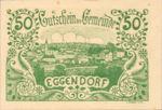 Austria, 50 Heller, FS 165a