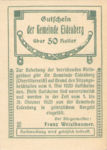 Austria, 50 Heller, FS 168Ic