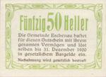 Austria, 50 Heller, FS 186c