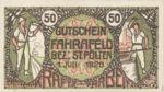Austria, 50 Heller, FS 193