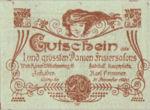 Austria, 20 Heller, FS 1169c