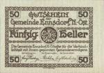 Austria, 50 Heller, FS 178d