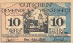 Austria, 10 Heller, FS 179a