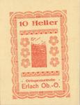 Austria, 10 Heller, FS 180AIId