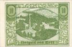 Austria, 10 Heller, FS 185b